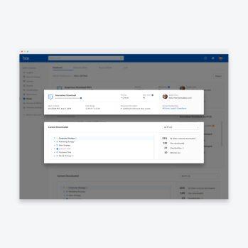 Affären just nu enligt BOX CEO Aaron Levie: hjälpa kunden säkra sitt innehåll 2