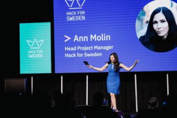 Hack for Sweden på Sverigeturné! 1
