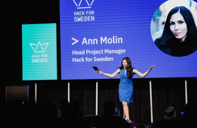 Hack for Sweden på Sverigeturné!