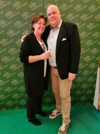 Ola Björling, Sophos  ansvar för Norden och Baltikum med Fru
