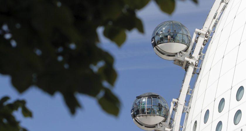 SkyView blir första turistattraktionen i världen med ny 3D-ljudteknik från Microsoft