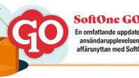 Lansering av SoftOne GO 2.0 ger ökad användarupplevelse och affärsnytta