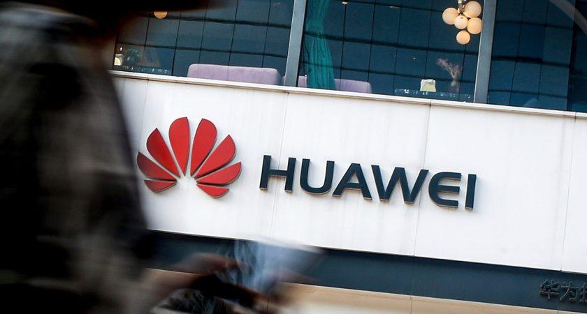 Huawei Enterprise utbildar kunder på nya kontoret