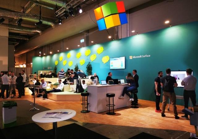 Microsoft Tech Days tioårsjubilerade temat Teknik för en bättre värld