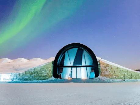 Ishotellet firar 30 år – här är fler hotell där du upplever de 4 elementen