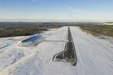 Saab levererar digital flygledning till Scandinavian Mountains Airport i Sälen 1