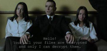 Ny version av Snatch startar om datorn i felsäkert läge och krypterar din data 1