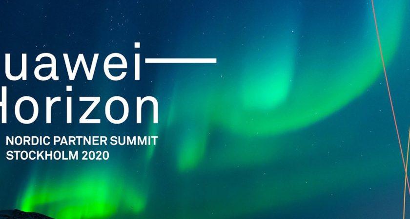 Huawei Horizon and/or Huawei ICT Day