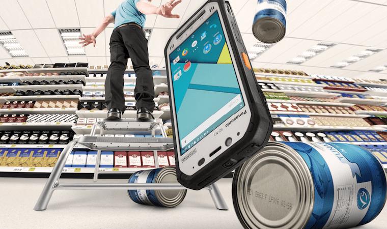 Ny TOUGHBOOK-studie: Fel på handhållna enheter är frustrerande för personalen och kostsamt för verksamheten