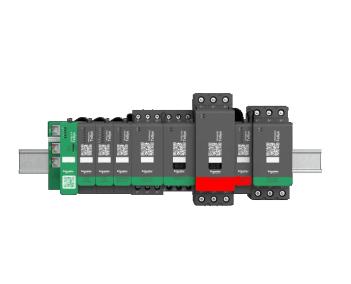 Schneider Electric presenterar TeSys Ö island – ett intelligent digitalt lasthanteringssystem för Industri 4.0 1