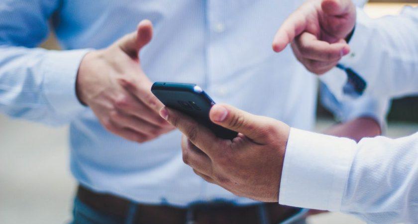 Framtidens uppkopplade arbetsplats underlättar samarbete