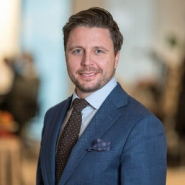 Golfbollsentreprenören som blev Sverigechef för Salesforce 1