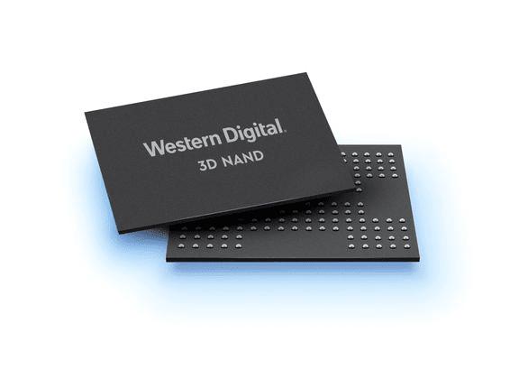 Western Digital presenterar NAND-minnet BICS5 med 112 lager