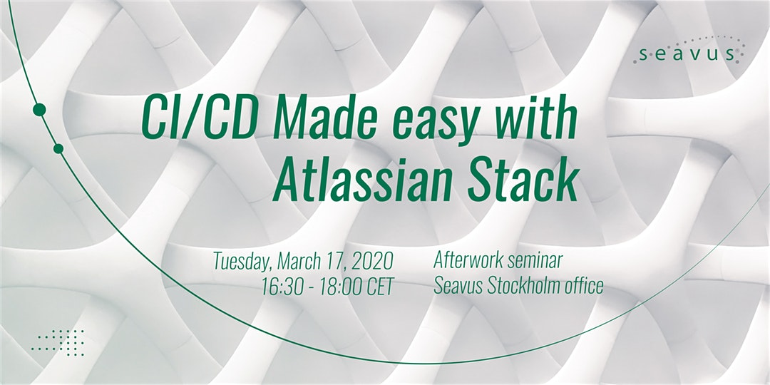 CI/CD Made easy with Atlassian Stack 1