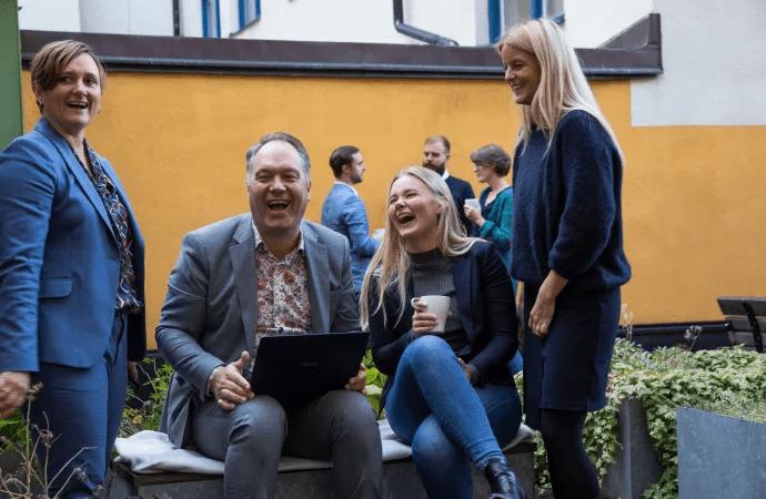 Silver till CRM-Konsulterna i Hack for Sweden – Smart digital lösning stöttar näringslivet