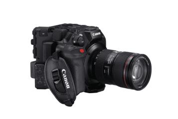 Canon förstärker sina Cinema-kameror med EOS C300 Mark III, nästa generations kamera med innovativ DGO-sensor –– och lanserar dessutom hybridobjektivet CINE-SERVO för broadcast och filmproduktion 1
