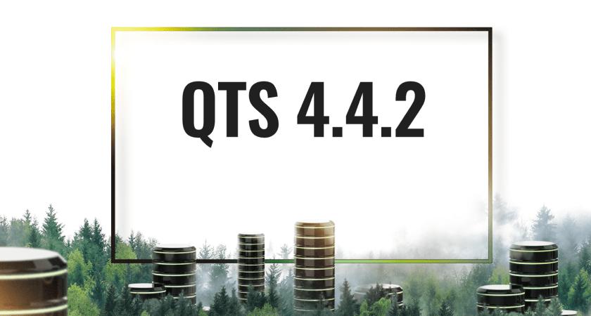 QNAP lanserar ny utgåva av sitt populära QTS-kontrollsystem för NAS-enheter samt nya avancerade JBOD-modeller
