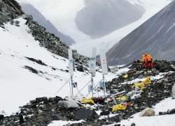 Huawei och China Mobile installerar 5G-nät på Mount Everest
