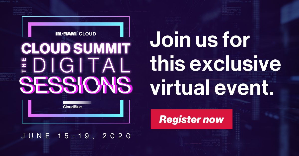Cloud Summit: The Digital Sessions 1