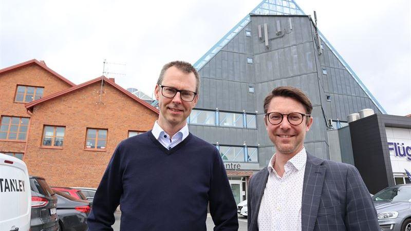 Vinnergi fortsätter sin tillväxtresa i Jönköping och flyttar till Asecs 