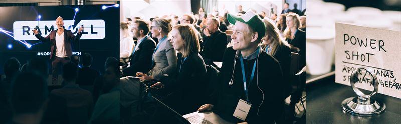 17 september: Nordic Buildtech Day och Awards blir digitala