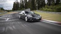 Michelin och Porsche Panamera sätter varvrekord på Nürburgring