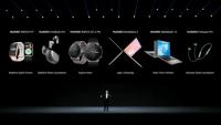 Stark kvartett av smarta produkter från Huawei