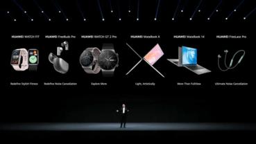 Stark kvartett av smarta produkter från Huawei 1