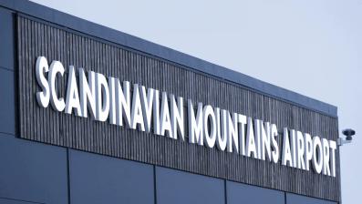 Ny flyglinje från Nederländerna till Scandinavian Mountains Airport - Sälen Trysil 1