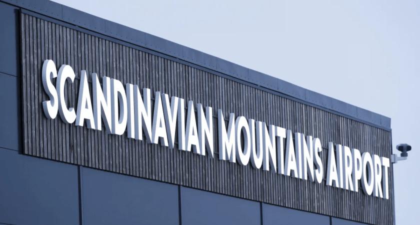 Ny flyglinje från Nederländerna till Scandinavian Mountains Airport – Sälen Trysil