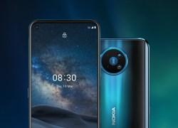 Nokia 8.3 5G är nu tillgänglig i Sverige – Öka din kreativitet med den första riktigt globala 5G-telefonen