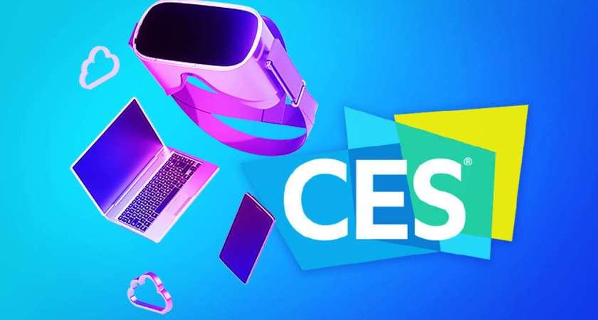 Digitala CES 2021 över 500 företag deltar