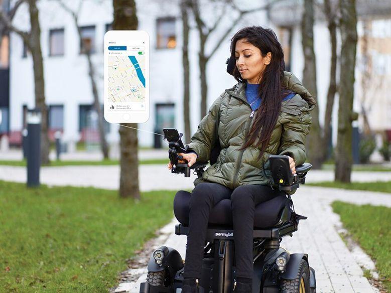 Permobil utvecklar nästa generation av avancerade mobilitetshjälpmedel