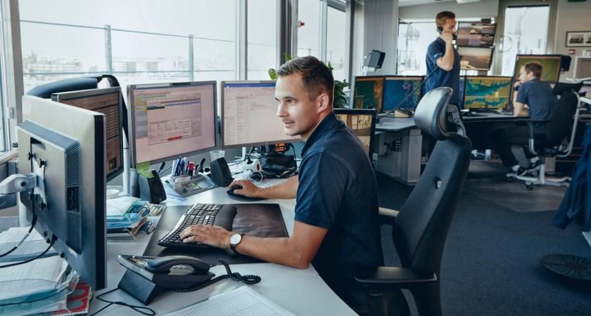 Göteborgs hamn tar hjälp av Allberth för smarta anlöp