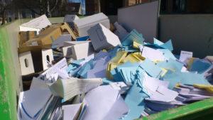 Långt kvar till det papperslösa samhället, visar ny undersökning 1