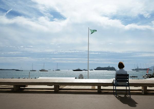 Blogg: På plats i soligt, blåsigt Cannes för Canalys-event