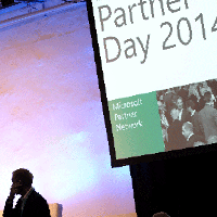 Microsoft Partnerday 2014