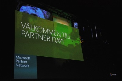 Årets stora partnerevenemang, Microsoft Partner Day 2015