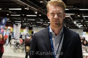 Gijs Schuilingh är försäljningschef hos GFI Software, med ansvar för bland annat Norden.