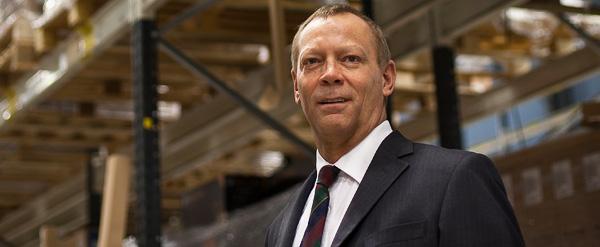 Derrick Wood, Ingram Micro Sverige
