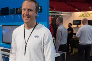 Anders Huge, Intel.