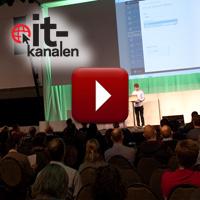 TV från Virtualiseringsdagen 2014: Lars Enström, EMC