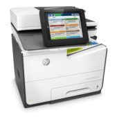 HP PageWide Enterprise Color Flow MFP 586z Printer