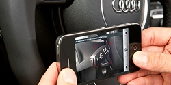 Metaio för Audi