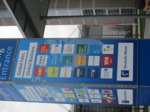 IT-Kanalen var på den enorma årliga Hannovermässan, gällande CeBIT 2017 och om digitaliseringen 1
