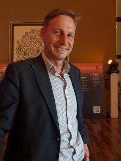 Arubas sverigechef Richard Schumacher