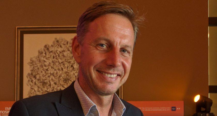 Richard Schumacher ska förändra den svenska delen av Aruba