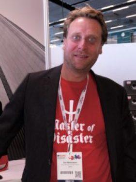Dan Mårtensson Regional Sales Manager Nordics för Zerto