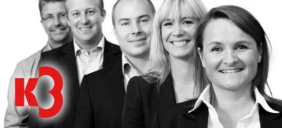 Svenska K3 Nordic AB – Europas bästa Cloud Partner