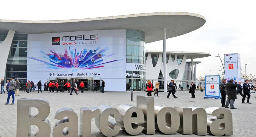 Idag invigs den svenska paviljongen på Mobile World Congress